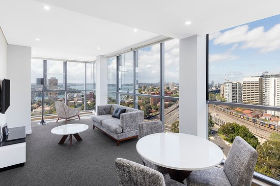 North Sydney, Australië: Harbour Suite with 1 Bedroom