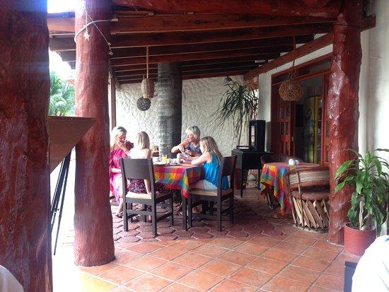 Hotel el Moro: Frukost