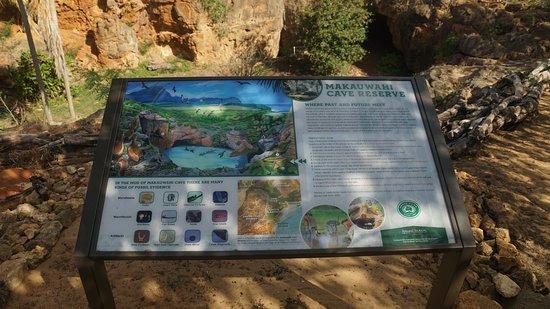 Kalaheo, HI: Information Sign