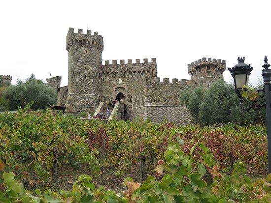 Калистога, Калифорния: Castello Di Amorosa