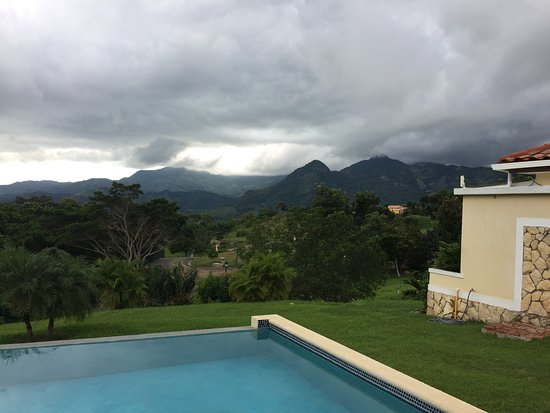 Capira, Panamá: Pool and view
