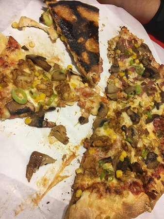 ฮามาร์, นอร์เวย์: Brent pizza, smaker dårlig