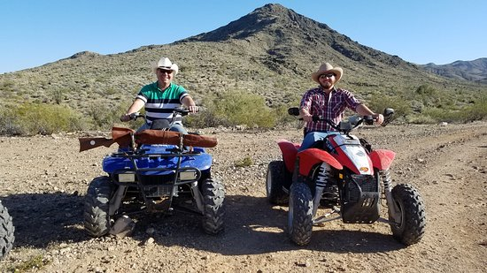 Yucca, อาริโซน่า: ATV Rentals