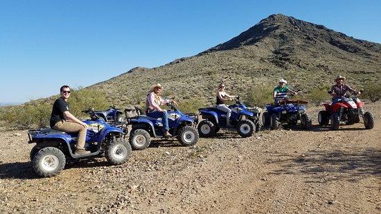 Yucca, AZ: ATV Rentals