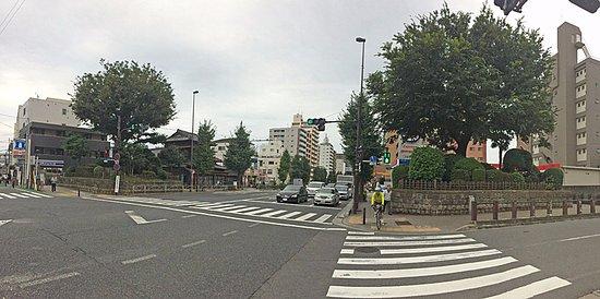 Itabashi, Japan: 両側のパノラマ