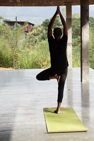Provincia Central, Sri Lanka: Yoga Pavilion