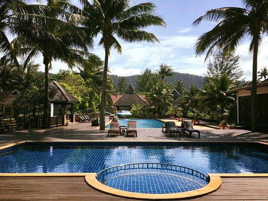 Nakara Long Beach Resort, Koh Lanta: View from the Beach