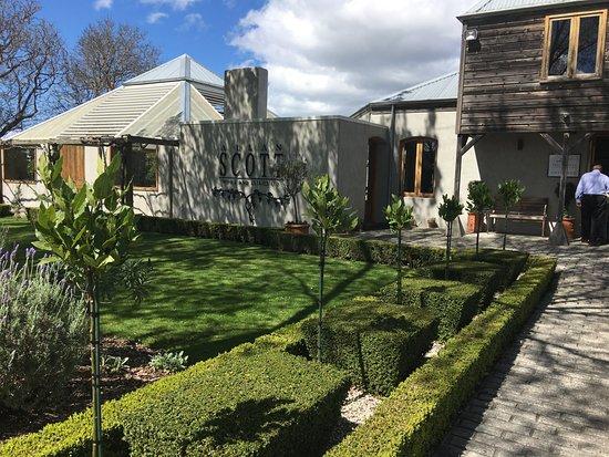 Picton, Nueva Zelanda: Scott's Winery
