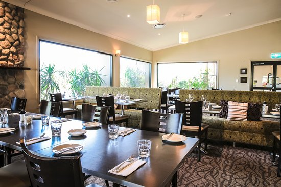 Roma, Australia: Enjoy a relaxing meal in a warm and friendly atmosphere