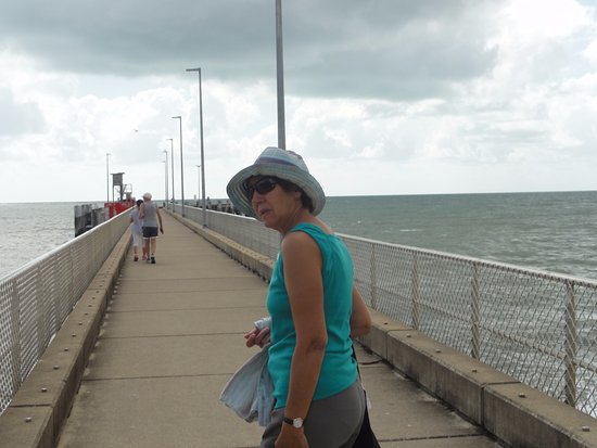 Palm Cove, Avustralya: walking the boardwalk