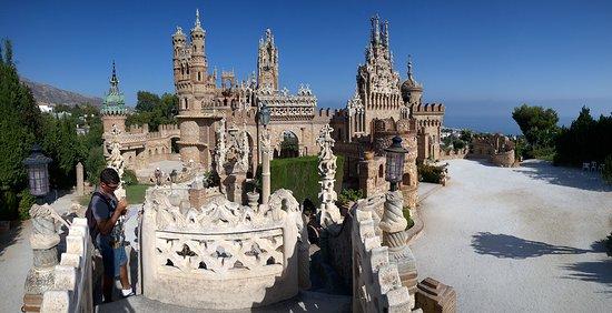 Castillo de Colomares Photo
