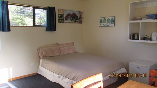 Catlins Newhaven Holiday Park: Cabin A