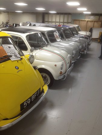 Moretonhampstead, UK: Mini's