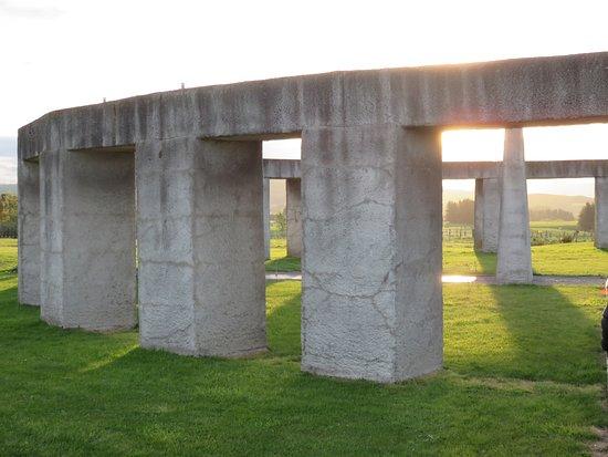 Carterton, نيوزيلندا: Stonehenge Aoteroa