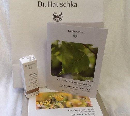 Cudjoe Key, FL: Dr. Hauschka regenerating cream