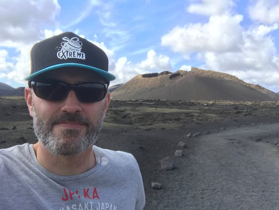 La Asomada, España: Ravens Volcano
