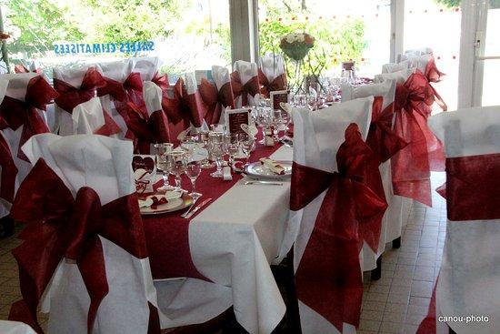 La salle de resto picture of le chateaubriand begles for Resto lasalle