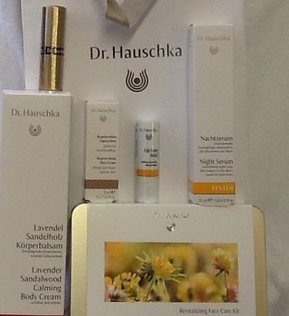Cudjoe Key, FL: All Natural and time-tested-Dr. Hauschka products