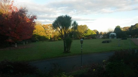 Yelverton, UK: View from our bedroom window