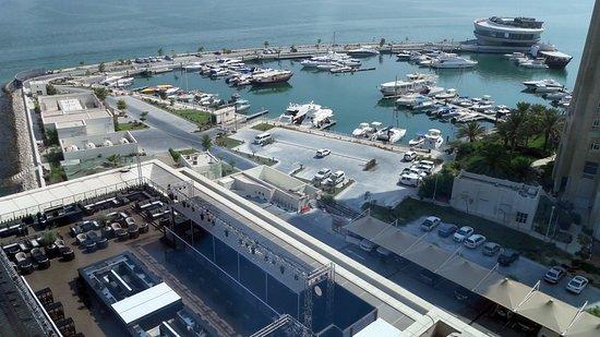 Hilton Doha Görüntüsü