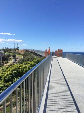 นิวคาสเซิล, ออสเตรเลีย: walk