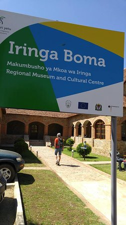 Iringa, Tanzania: Welcome to the Museum