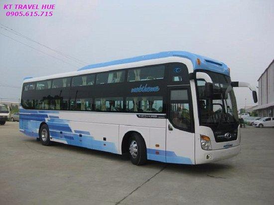 Hue's Tour & Bus