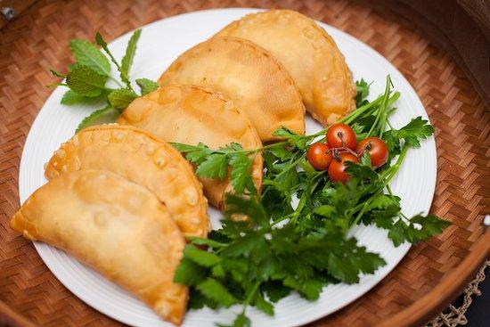 Southport, Australie : Empanadas