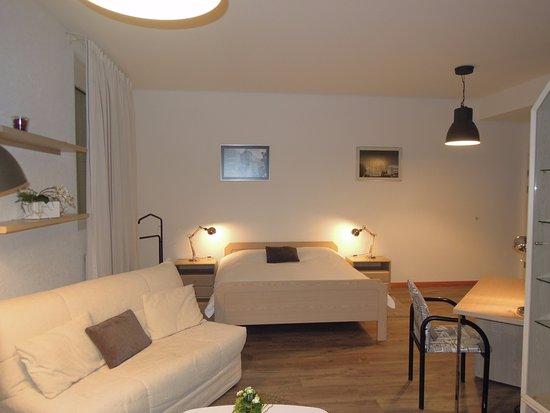 Foyer Handicap Plan Les Ouates : Les chambres du ctn hotel reviews price comparison