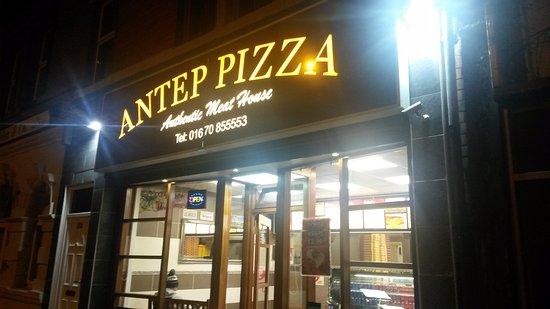 Antep Pizza, Ashington