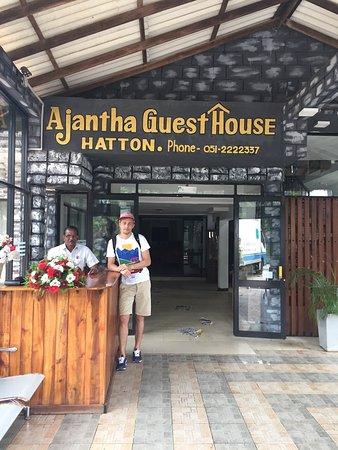 Ajantha Guest House