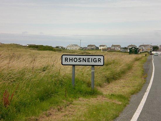Rhosneigr, UK: 1st