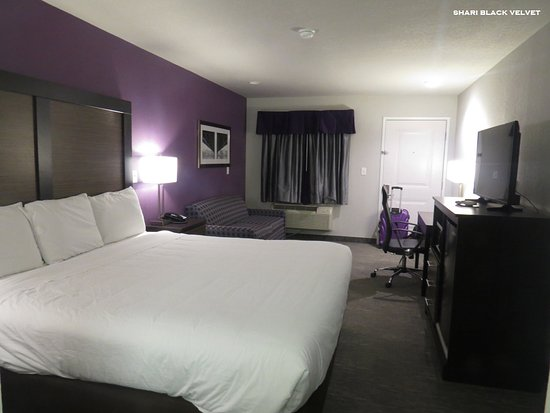 North Little Rock, AR: Nice, clean, spacious room