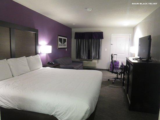 North Little Rock, أركنساس: Nice, clean, spacious room