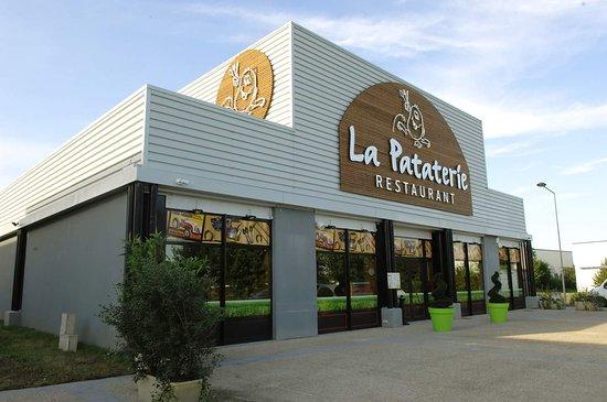 Jaux, Francia: La Pataterie