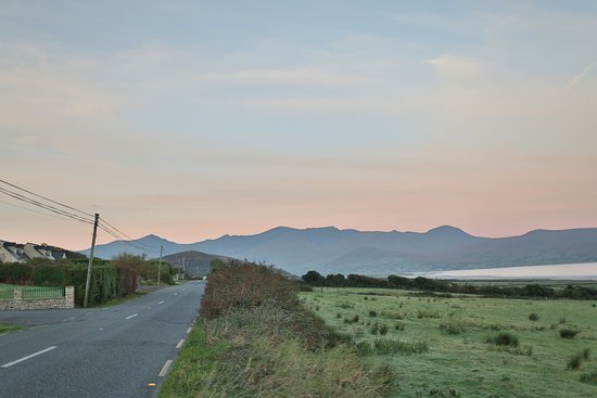 Castlegregory, Irlanda: View from the Road