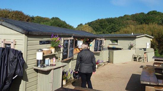Portscatho, UK: The Hidden Hut