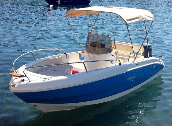 Polignano Boat Exploration