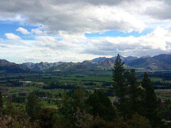 Hanmer Springs, Nueva Zelanda: Conical Hill