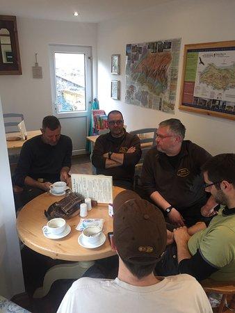 Sennybridge, UK: Cobblers Tea Room
