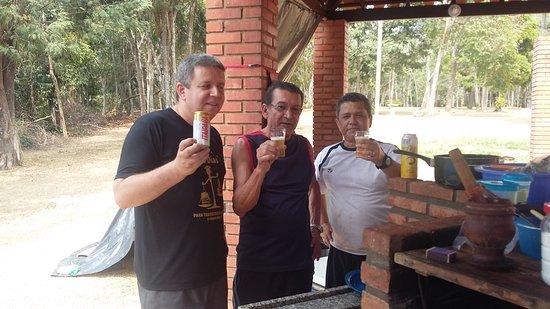 Marliéria, MG: area de camping