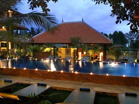 Siddharta Boutique Hotel: Outdoor Swimming Pool