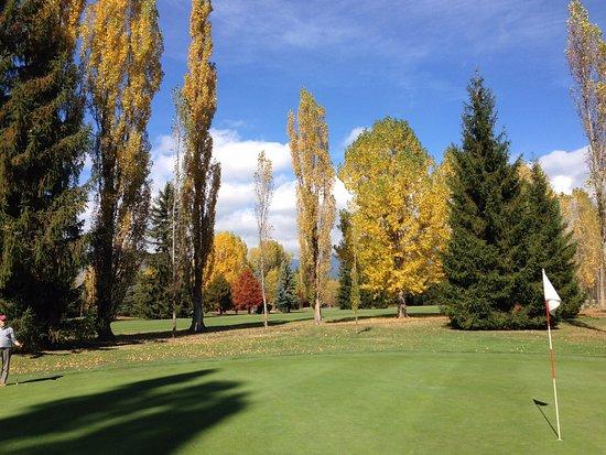 Chalet del Golf: campo Golf Puigcerdá