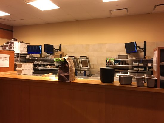 Fairport, Estado de Nueva York: Panera Bread - pickup countr