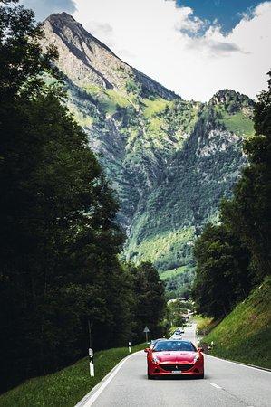 Kloten, Suisse : Ferrari