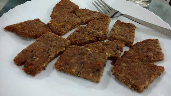Surjit Food Plaza: Mutton chaap - too dry and bit salty