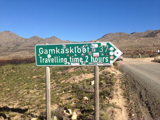 Oudtshoorn, África do Sul: Gamkasloof, a further place to visit but allow a considerable amount of time