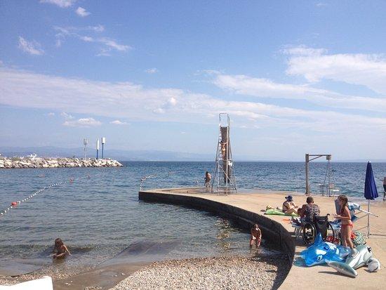 Icici beach