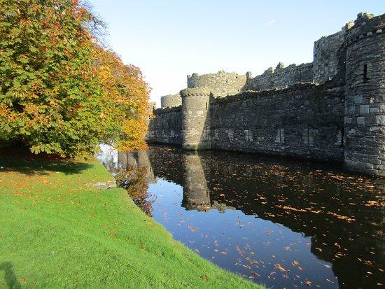 Beaumaris in October