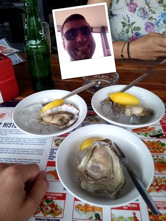 Oysters and Sushi